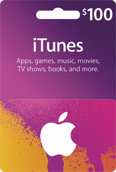Flash Sale: Get a $100 iTunes Gift Card for $85 and More - Mac Rumors
