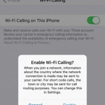 Verizon Wifi Calling