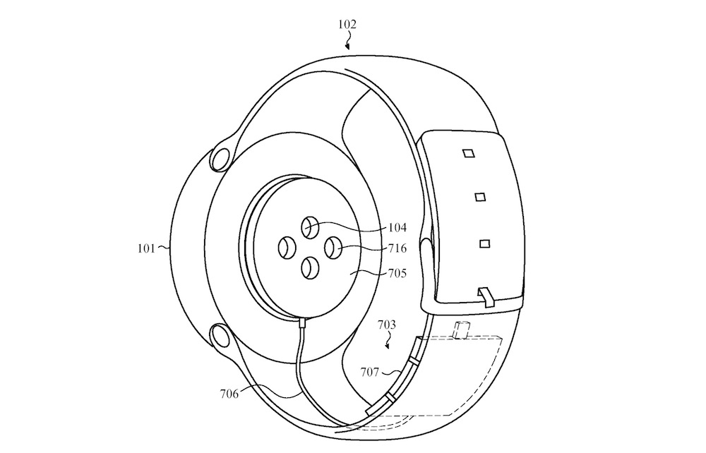 Apple Invents Wearable Battery Charging Module For Apple Watch