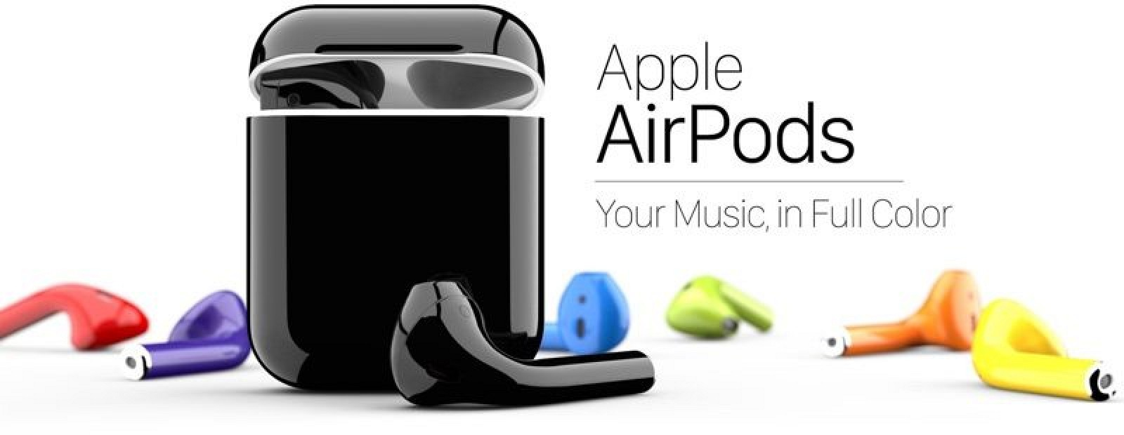 Black Friday 2017 Car Deals >> ColorWare is Now Selling Apple's AirPods in 58 Colors if You're Willing to Pay $289 - MacRumors