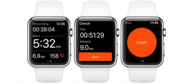Strava Launches Apple Watch App With GPS Support For Series
