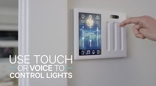 Brilliant Aims To Replace Your Home S Light Switches With
