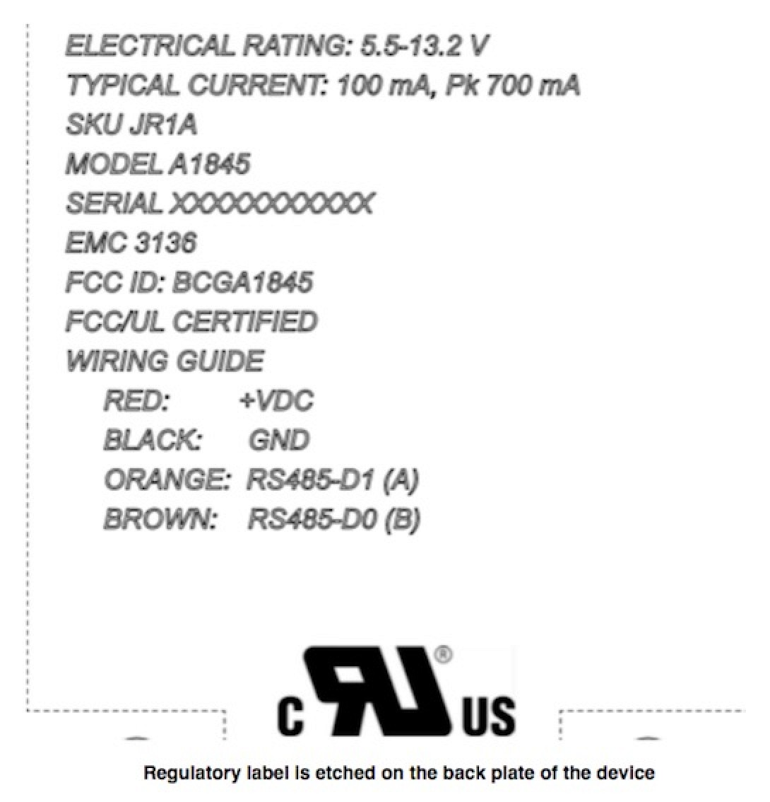 Apple Submits Third Model Of Mystery Wireless Device With Understanding Electrical Schematics Submited Images Bluetooth And Nfc To Fcc Macrumors