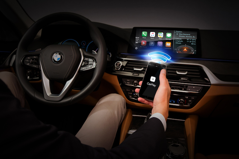 Harman Could Bring Wireless CarPlay To Audi VW MercedesBenz - Audi car play