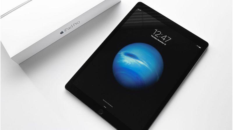 "Zachová si 10,5"" displej nového iPadu hustotu displeje klasického iPadu?"