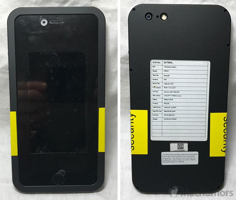 Podívejte se na obal v kterém Apple převáží prototypy dosud neodhalených iPhonů