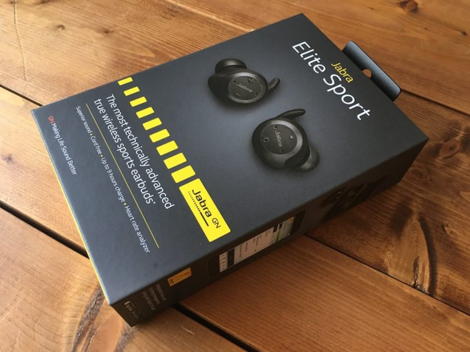 Review: Jabra Elite Sport Wireless Biometric Earbuds Make Your Workouts Sound Better