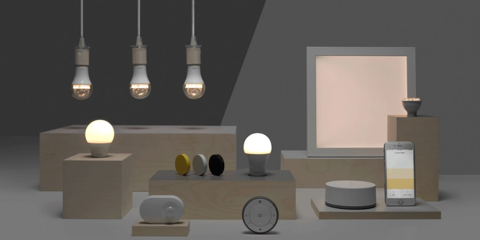 ikea launches homekit support for tr dfri smart lighting system macrumors. Black Bedroom Furniture Sets. Home Design Ideas