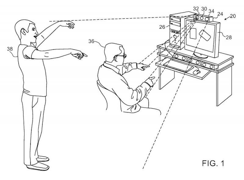 Apple Face Detection Patent Hints At Possible Primesense Tech Headed