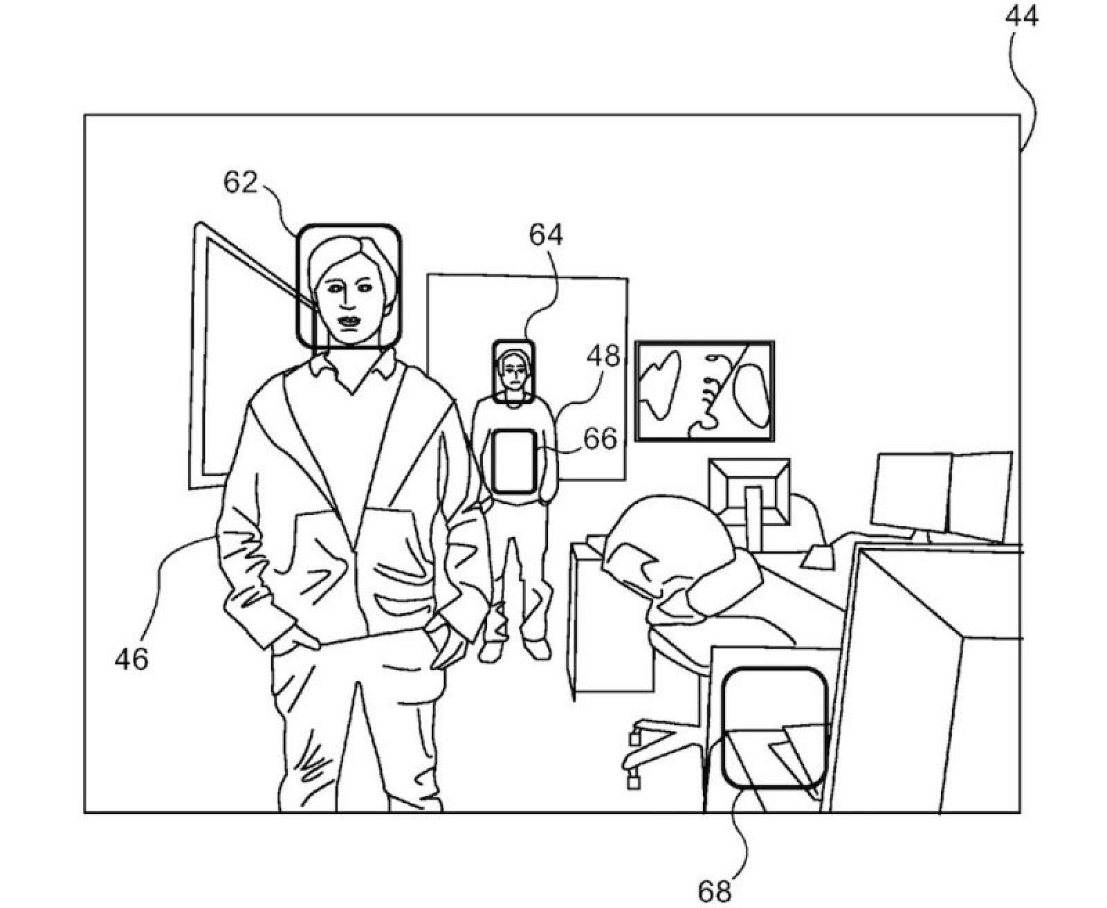 Apple Face Detection Patent Hints at Possible PrimeSense