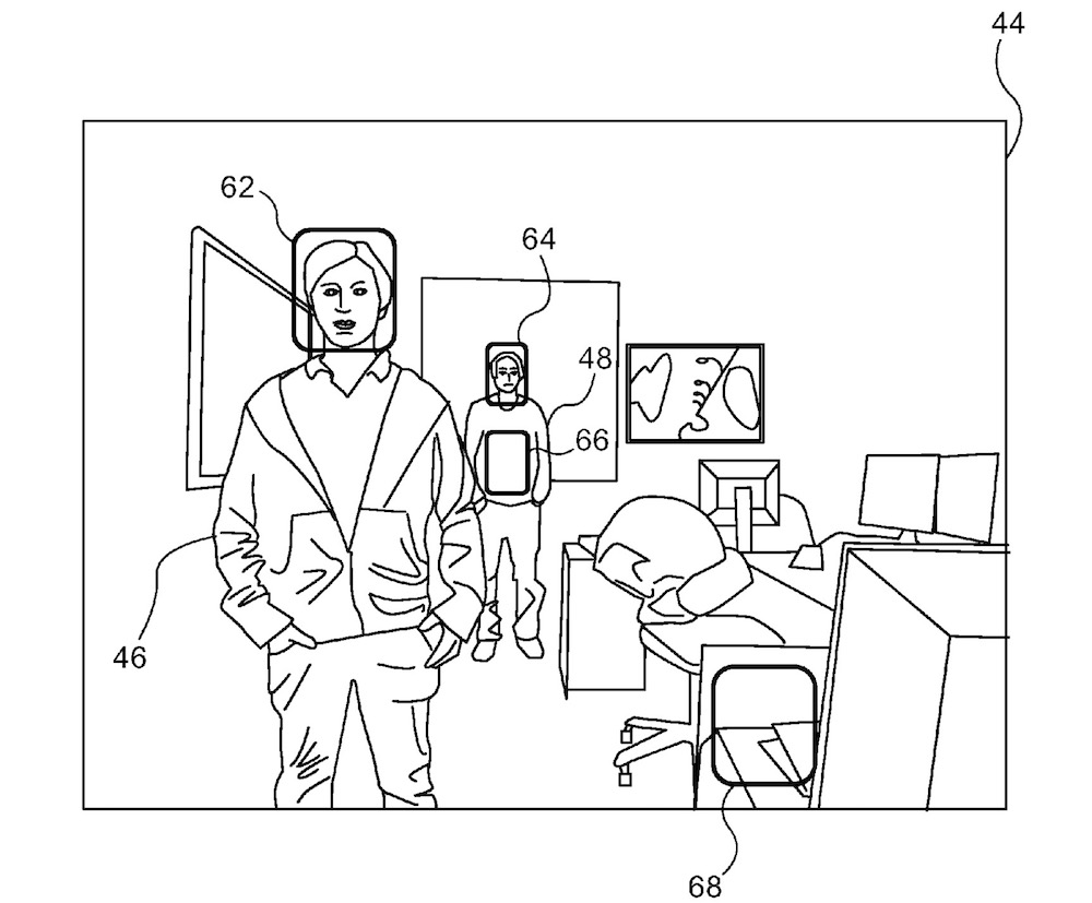 Apple Face Detection Patent Hints at Possible PrimeSense