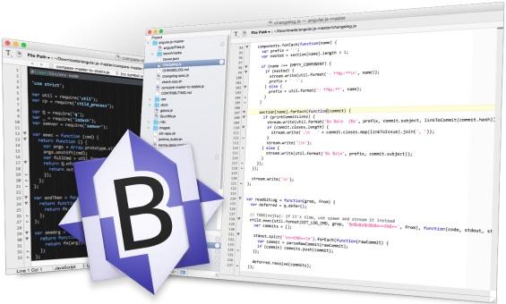 bbedit - BBEdit возвращает в магазин приложений для компьютеров Mac и программа iTunes