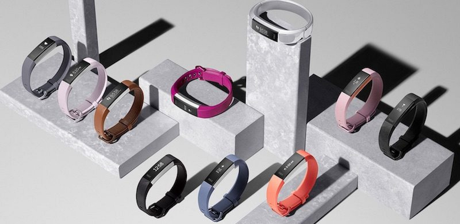 Fitbit Announces 'Fitbit Alta HR' Wearable With Continuous