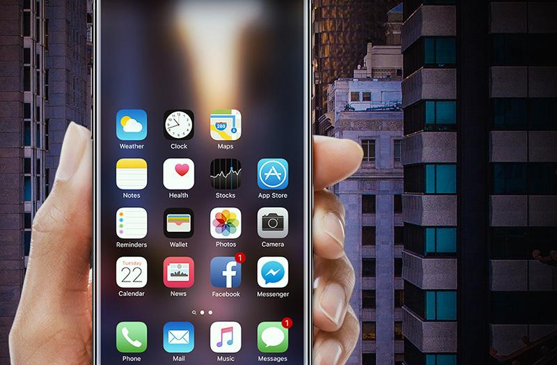 Další zdroje potvrzují plochý displej iPhonu 8 s mírně zaoblenými okraji