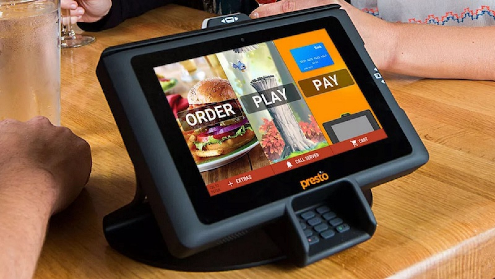 Apple Pay Headed Directly To Restaurant Tables With