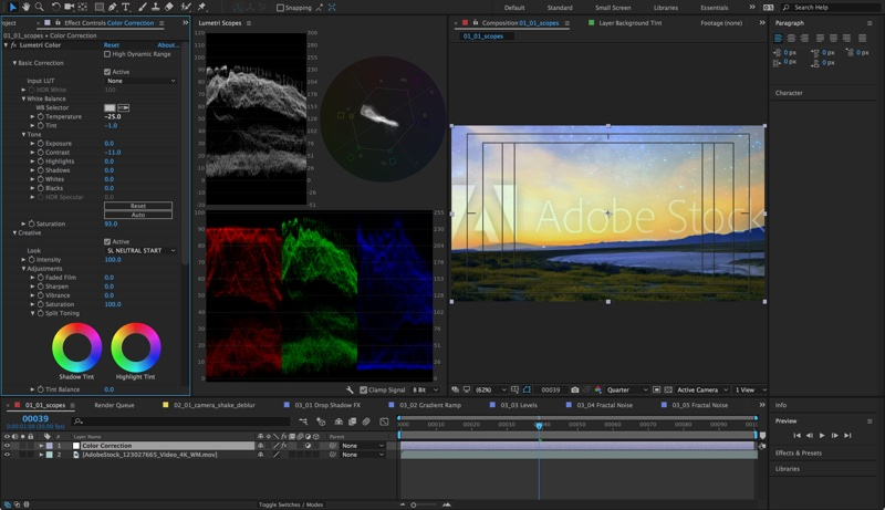 Adobe Announces Updates for Premiere Pro, After Effects, Character