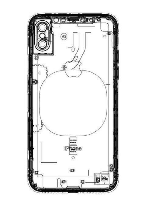 Alleged iPhone 8 Schematic Depicts Dual-Lens Vertical Rear
