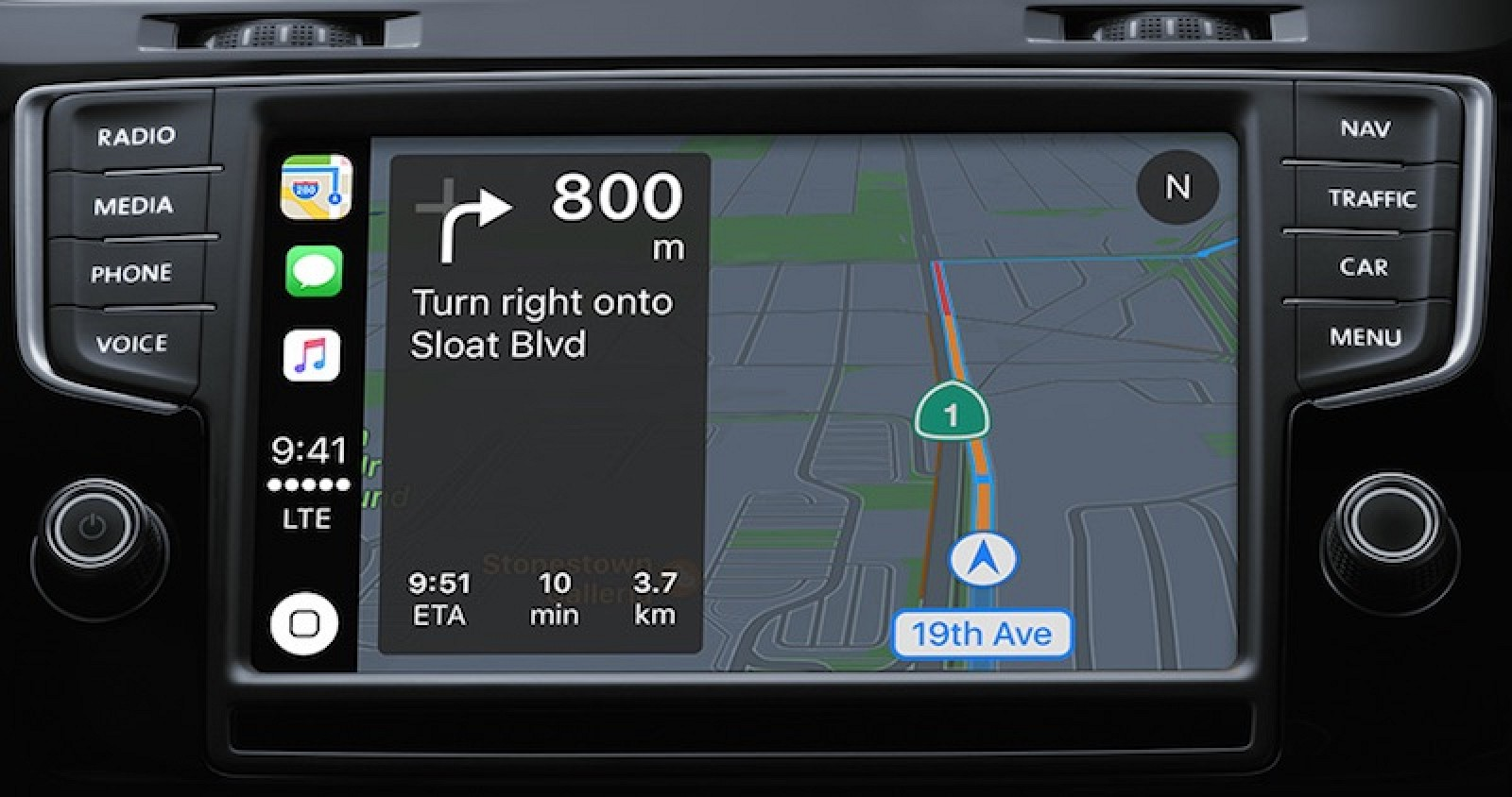 photo image CarPlay Scores 85% Customer Satisfaction Rate in Limited Study