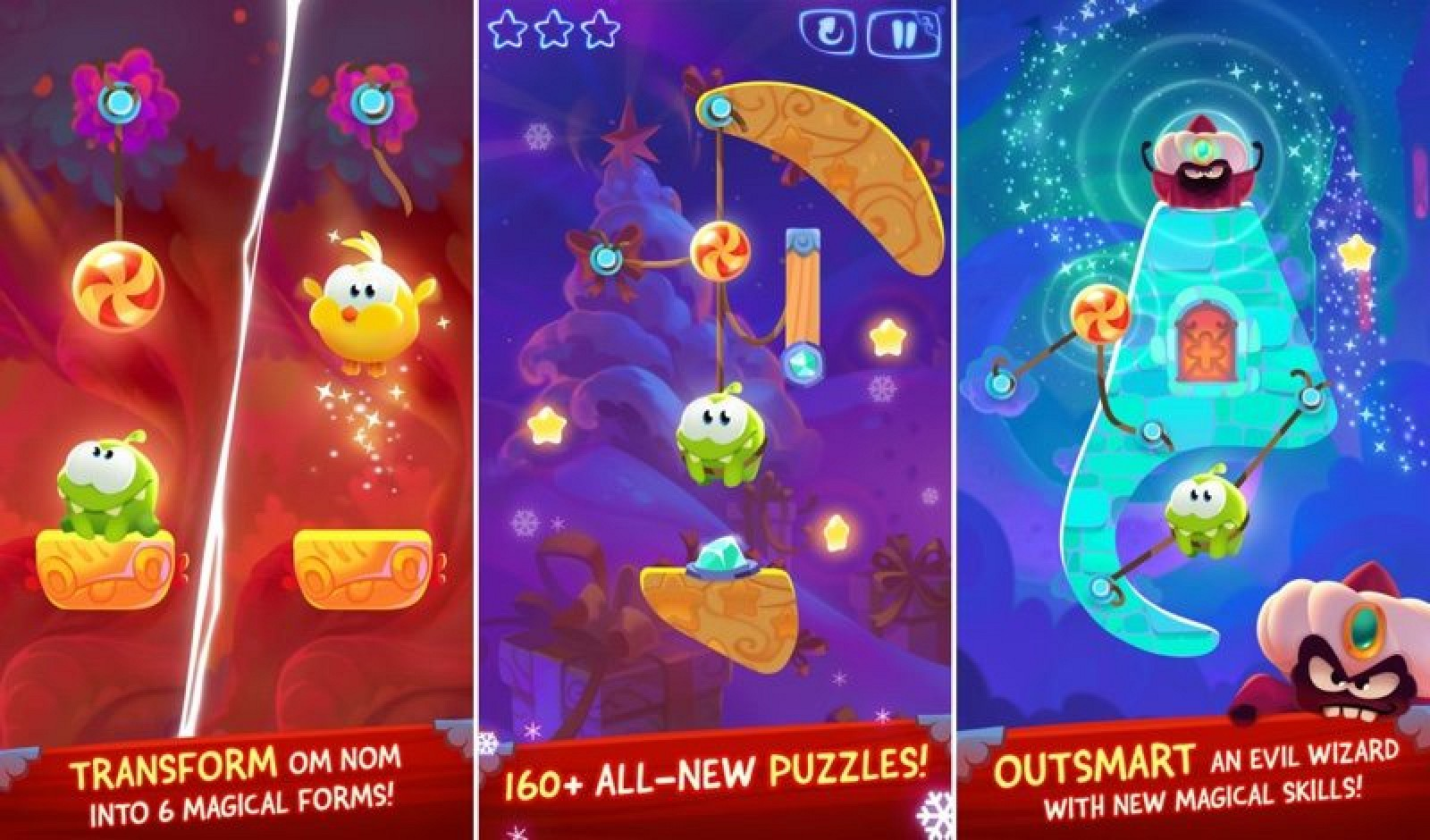 cut the rope magic available for free as apple s app of the week mac rumors