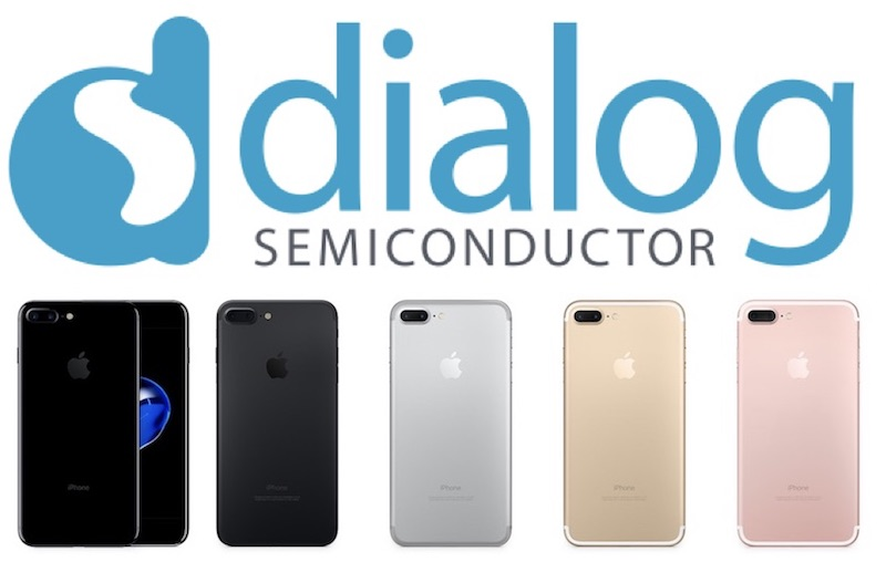Image result for Dialogue semiconductor with apple inc