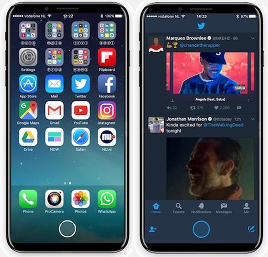 iphone 8 vägrar starta