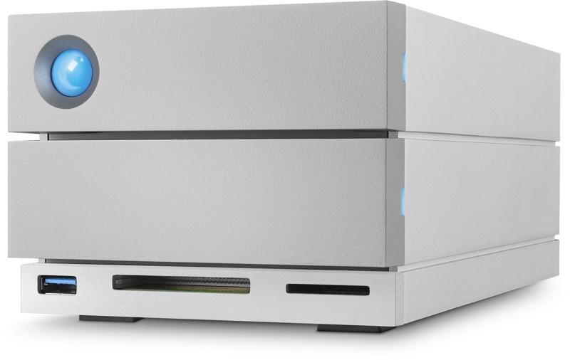 LaCie Announces 2big Dock With Thunderbolt 3 Connectivity