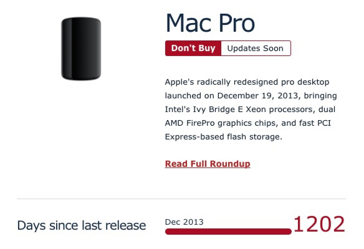 Apple Apologizes About Mac Pro, Ensures it's Still Committed to Pros