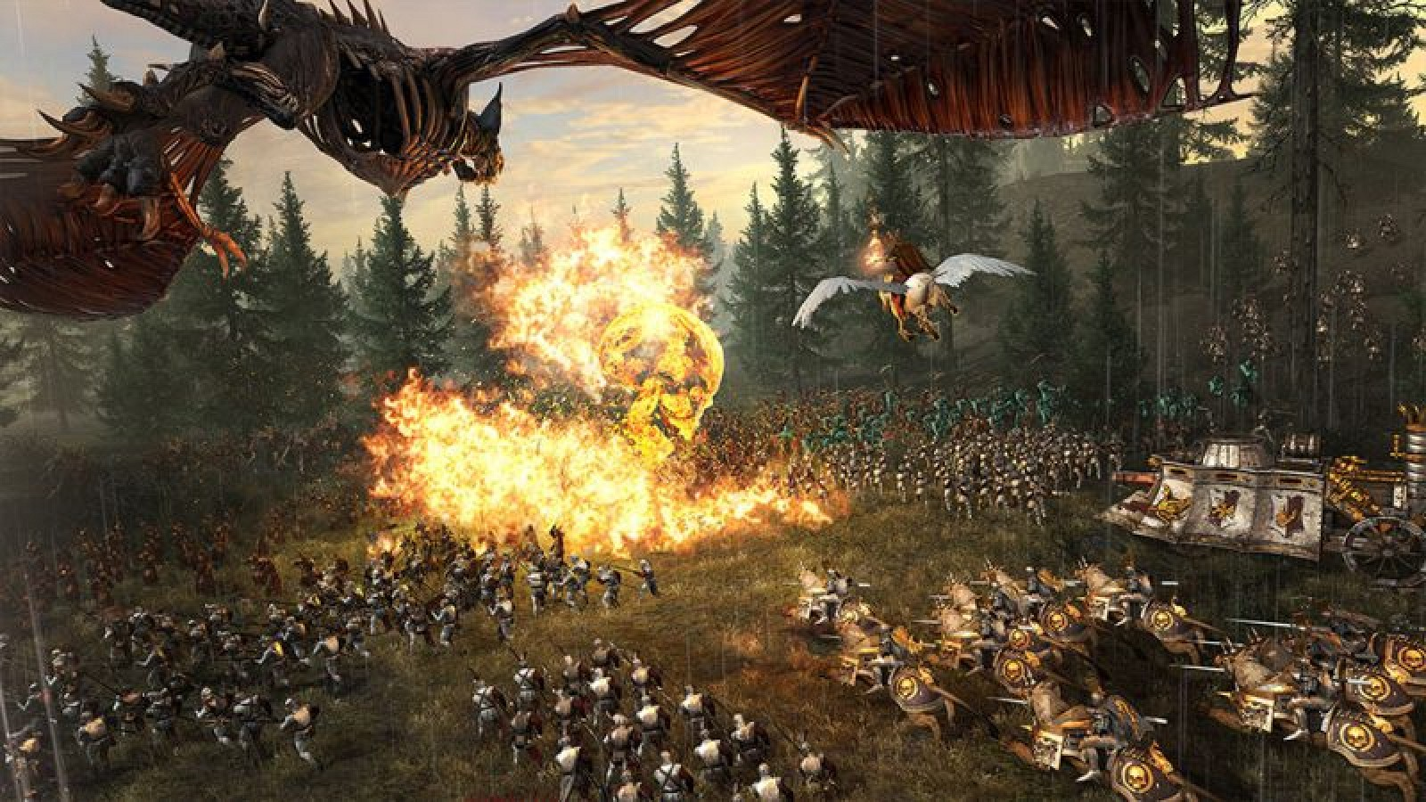 Feral Interactive to Release 'Total War: Warhammer' for Mac Next Week