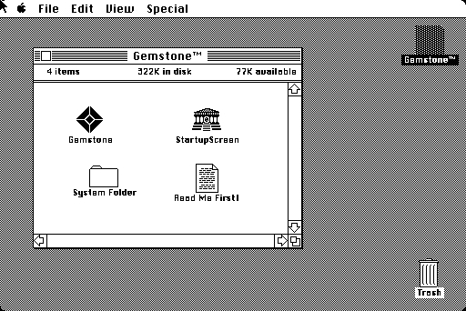 Internet Archive Offers In-Browser Emulation of Classic Macintosh