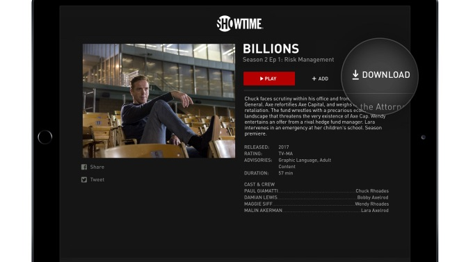how to watch showtime on mac