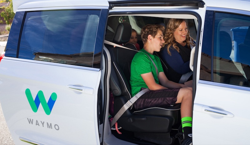 waymo set to debut autonomous ride hailing service to select arizona users in december