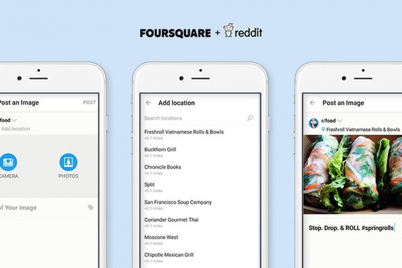 Reddit Leverages Foursquare to Bring Location Tagging ...