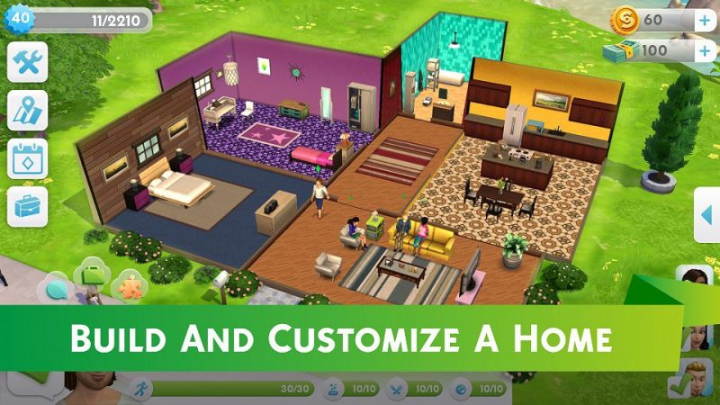 The sims build 2 hookup relationships