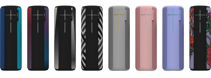 Popular Colors ultimate ears announces ue boom 2 and megaboom speakers in limited