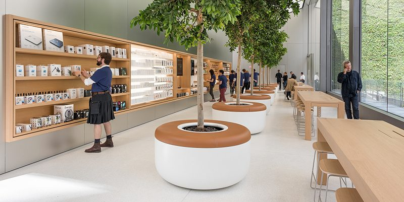 apple store. these dates may slightly vary between now and 20 depending on the store. apple store