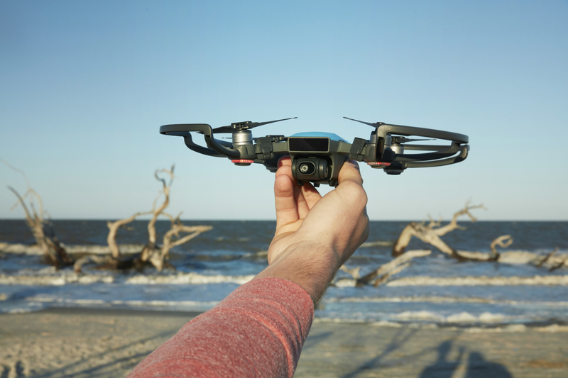 DJI Announces 'Local Data Mode' to Fly Drones Without
