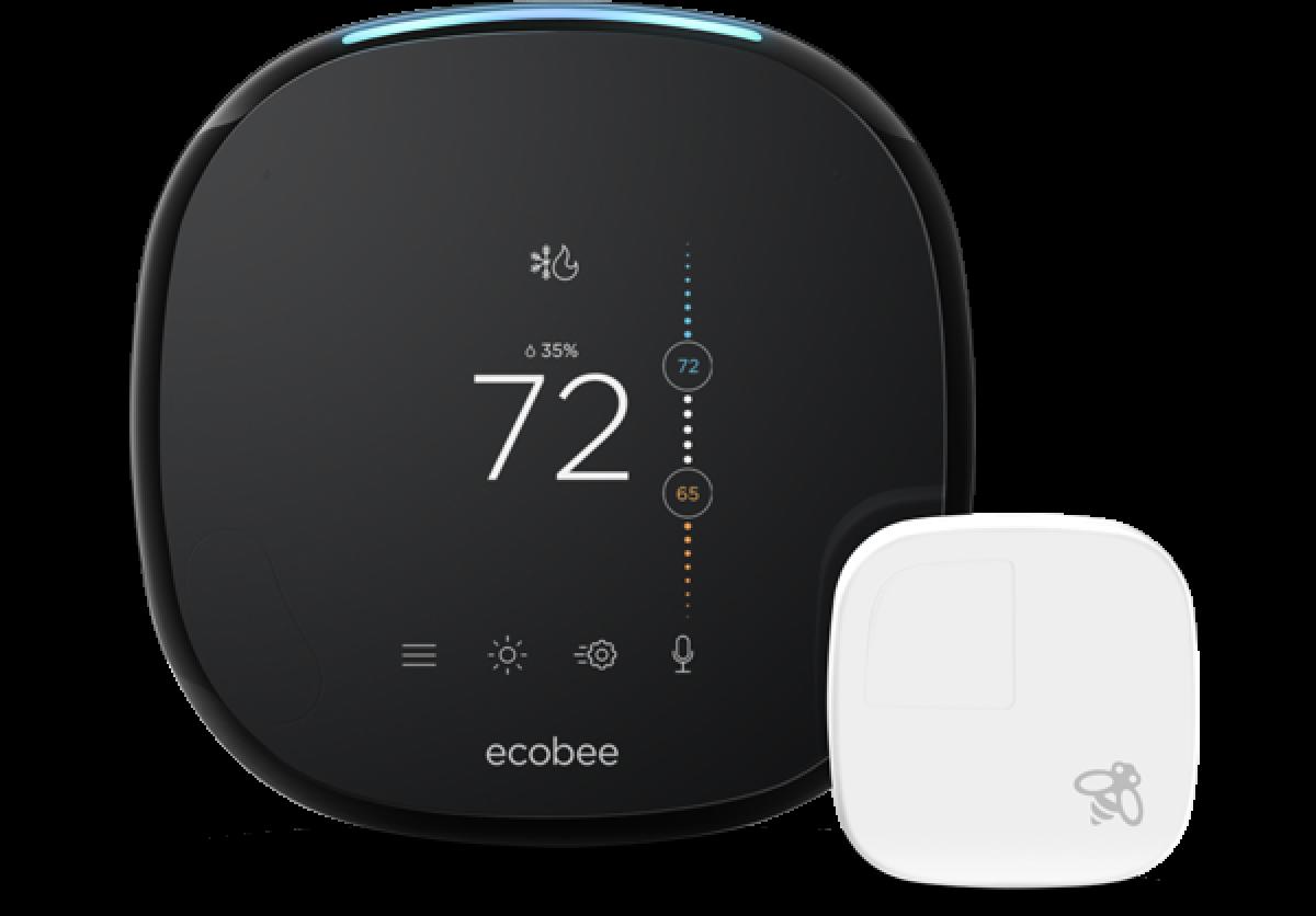 Diagram Ecobee4 Smart Thermostat With Homekit