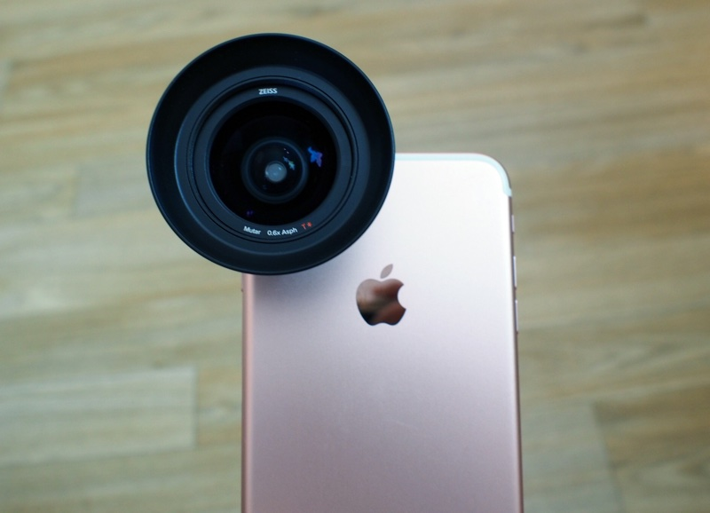 quality design 66876 ccbe2 ExoLens Wide-Angle Zeiss Lens Review - MacRumors