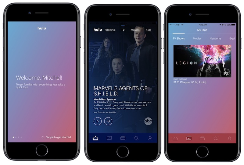 Hulu With Live TV' Appears on App Store, Includes FOX, ABC, NBC, CBS