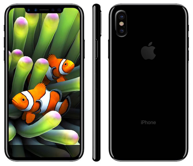 IPhone 8 Concept By Benjamin Geskin The Latest Prediction Comes From Goldman Sachs Analyst Simona Jankowski Who Today Said She Expects Rumored