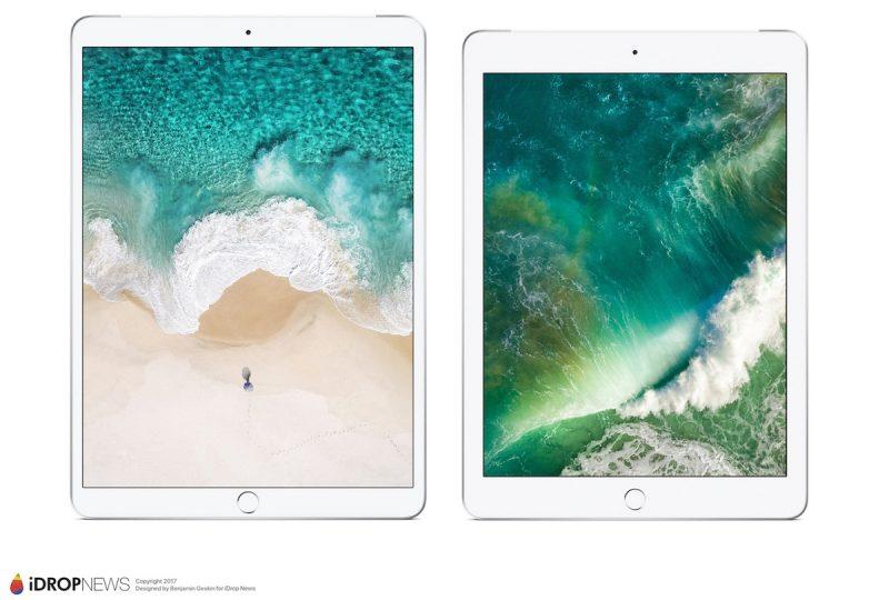 "Takto by mohl vypadat 10,5"" iPad Pro"