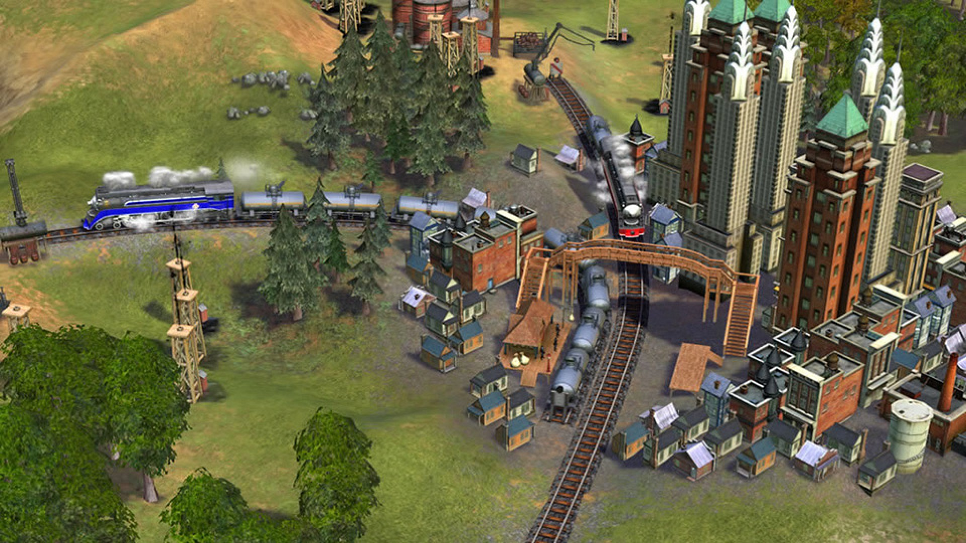 Feral Updates 'Sid Meier's Railroads!' for macOS Compatibility