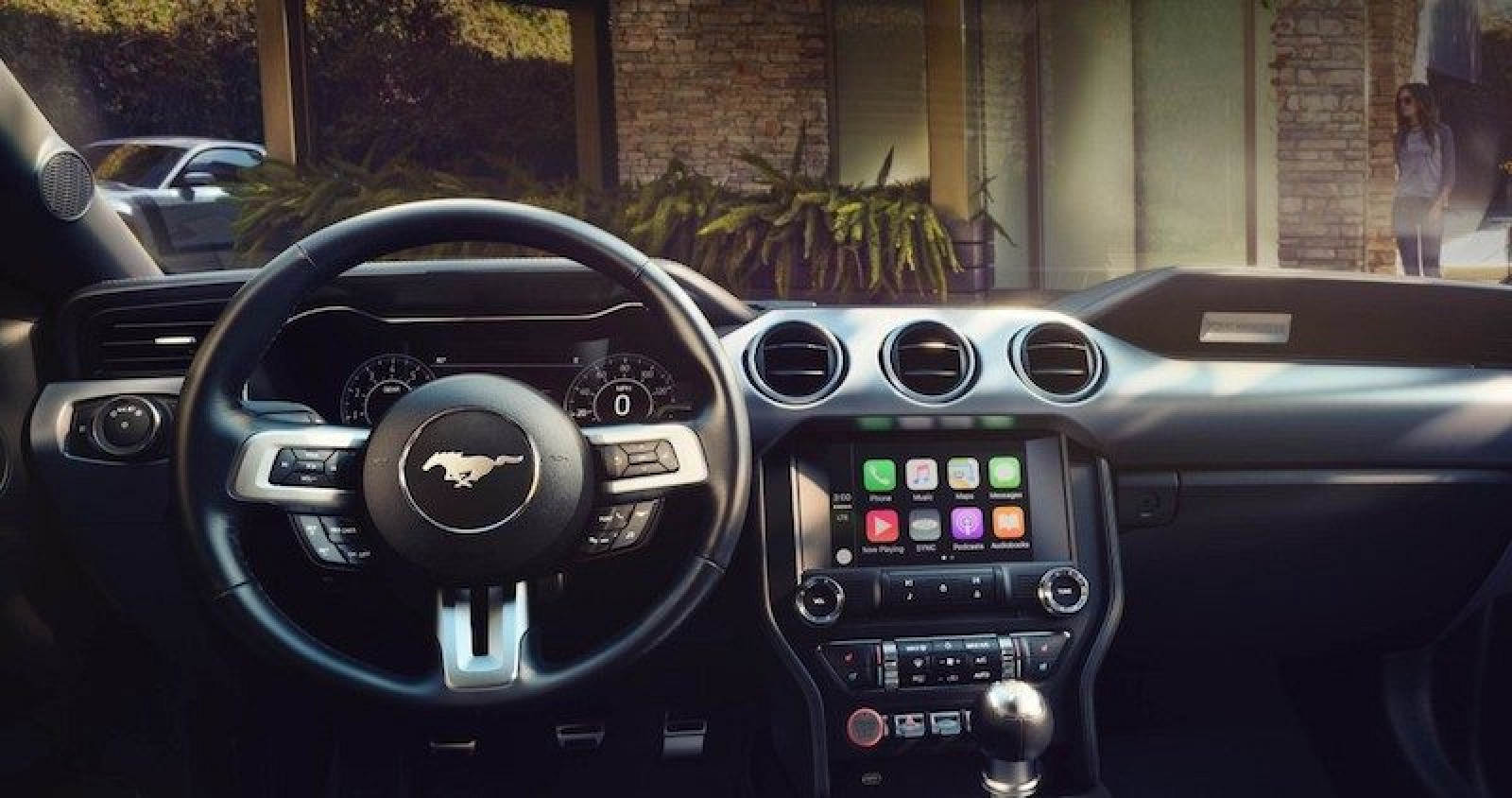 photo image Ford Brings CarPlay to 2016 Vehicles With SYNC 3 Update