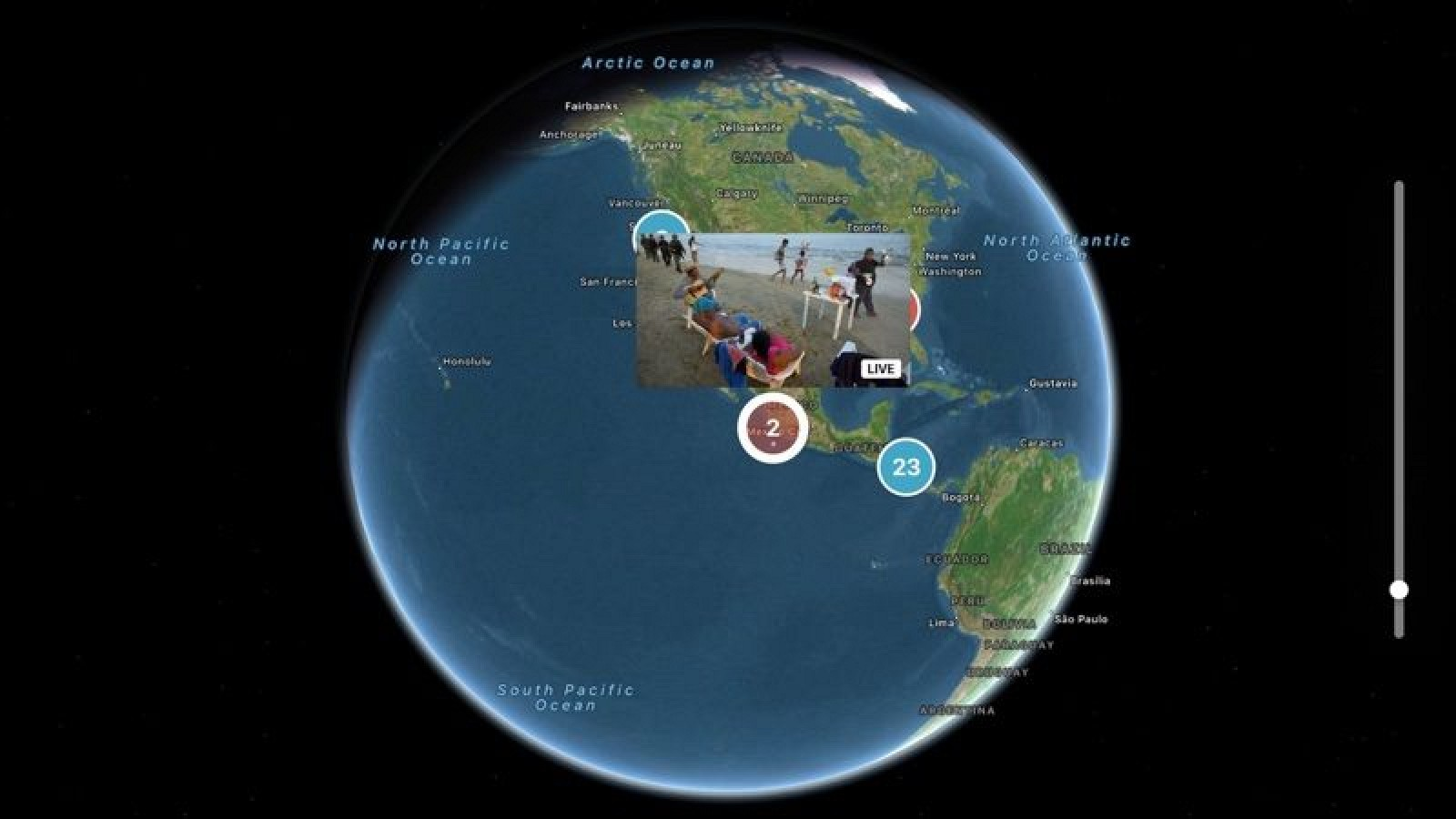 Twitter for Apple TV Gains Support for Live 360 Degree Video and Periscope Global Map