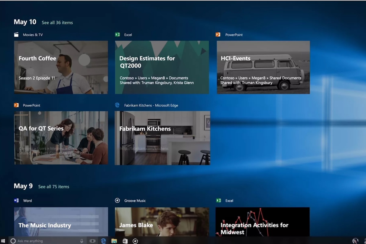 Microsoft's Windows 10 Fall Update Will Link With iOS for Easy App