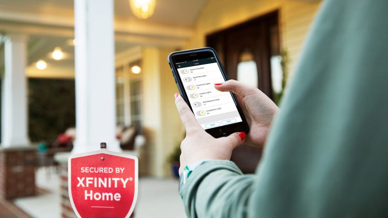 Comcast's 'Xfinity Home' Security System Gains Philips Hue