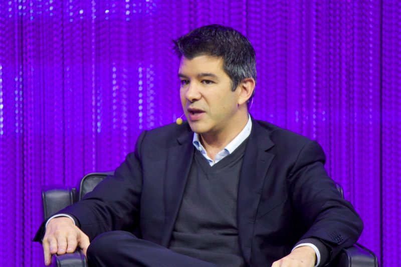 Uber CEO Travis Kalanick Resigns - Mac Rumors