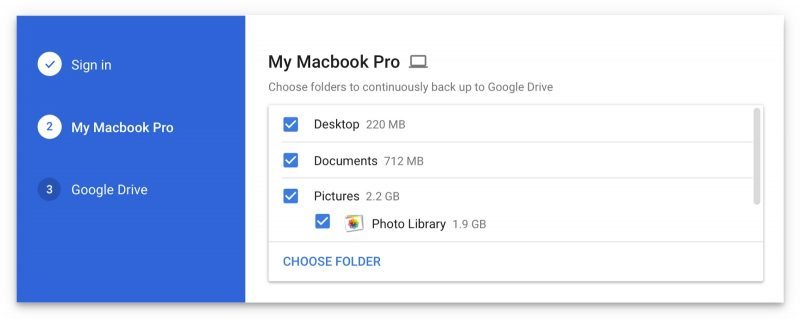 New Backup And Sync Tool To Replace Google Drive Mac App Macrumors
