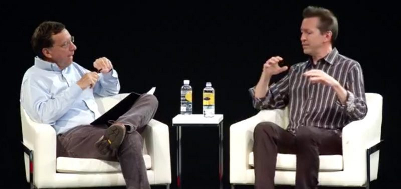 Former iOS Chief Scott Forstall Discusses Creating the First iPhone