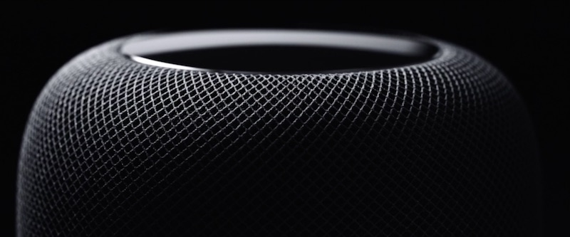 HomePod: Apple's Smart Speaker, Now Available
